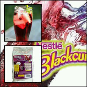 Nestle Blackcurren