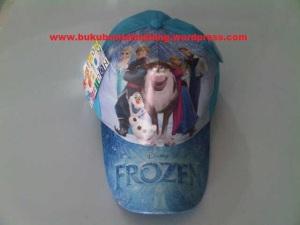 Topi Karakter Frozen