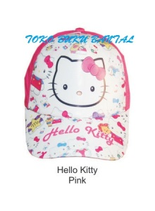 Topi Hello Kitty