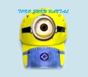 Topi Karakter Minion Mata Satu