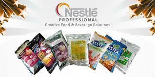 Produk Nestle Professional