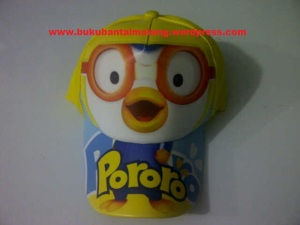 Topi Karakter Pororo