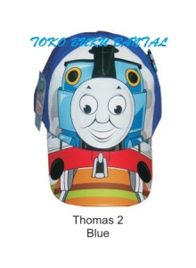 Topi Thomas Blue