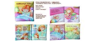 Buku Bantal – Waktunya Tidur