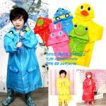 Jas Hujan Anak (Funny Raincoat)