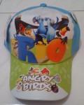 Topi Karakter Angry Birds Rio