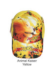 Topi Karakter Kaisar Yellow