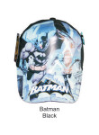 Topi Karakter Batman Black