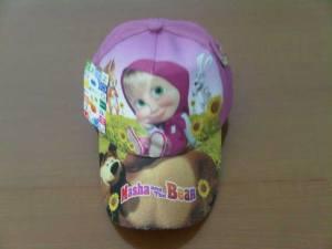 Topi Karakter – Masha Pink