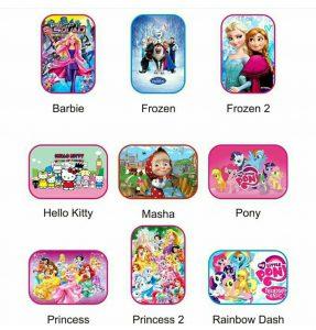 Kotak Pensil Disney/Cartoon Networks