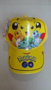 Topi Karakter – Pokemon Go