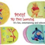 Buku Bantal – Pooh My First Learning