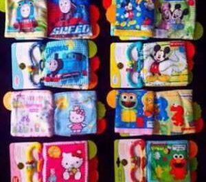 Buku Bantal – Teetherbook Disney
