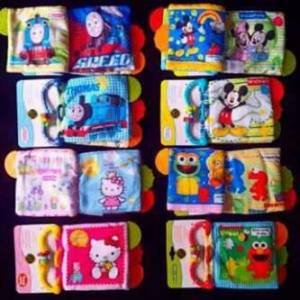 Buku Bantal – Teetherbook Disney