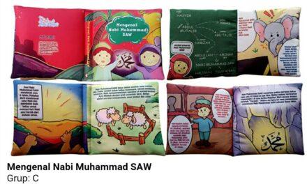 Buku Bantal – Mengenal Nabi Muhammad SAW
