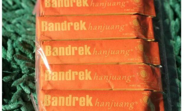 Bandrek Hanjuang 1 Plastik Isi 5 pcs